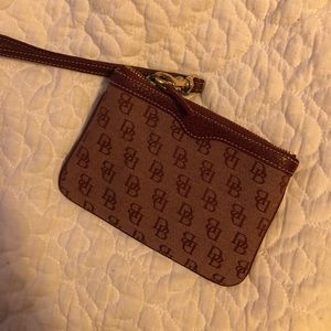 Rooney and Bourke wristlet